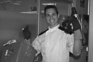 Marlon Quintero limpieza y mantenimiento aragoneses cpd