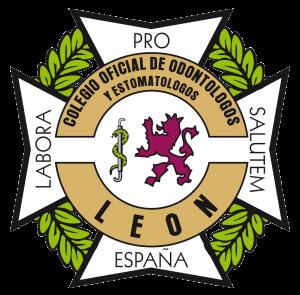 escudo colegio odontologos de leon