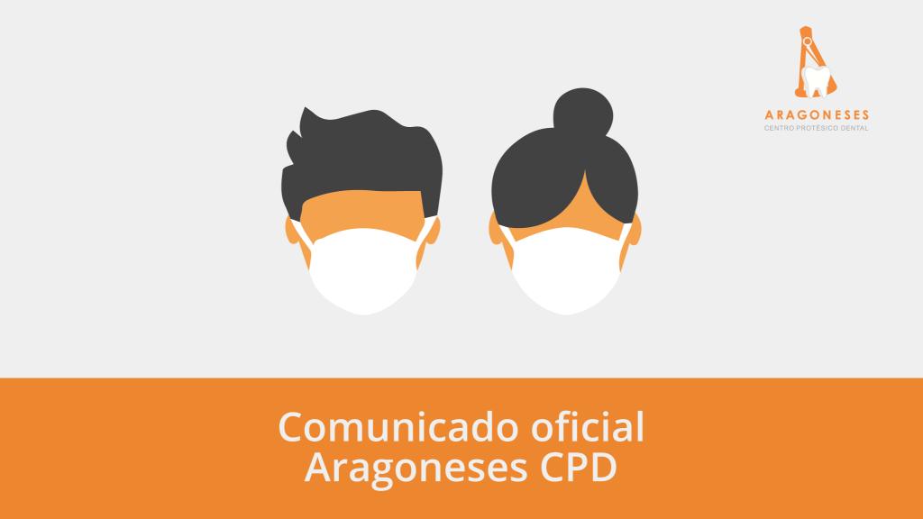 comunicado oficial aragoneses CPD
